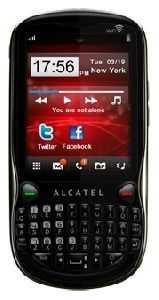 Замена кнопки включения Alcatel One Touch 806