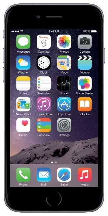 Цены на ремонт IPhone 6